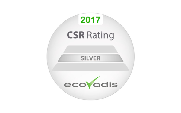 WOM achieves silver status with EcoVadis