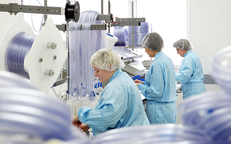 Job Portrait: Cleanroom Production Employee
