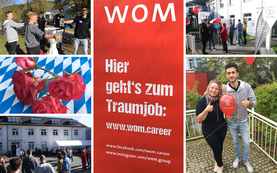 WOM: Lot of fun at trainee day 2017