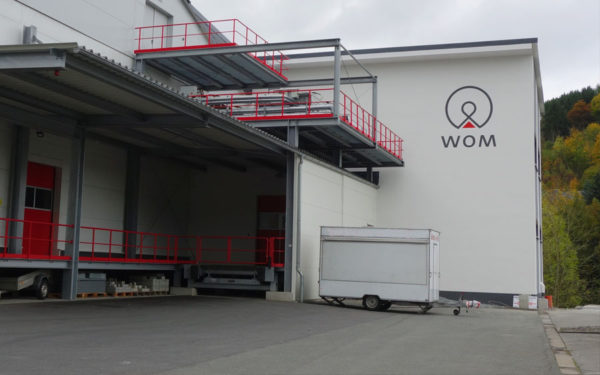 WOM: Cleanroom Expansion in Ludwigsstadt