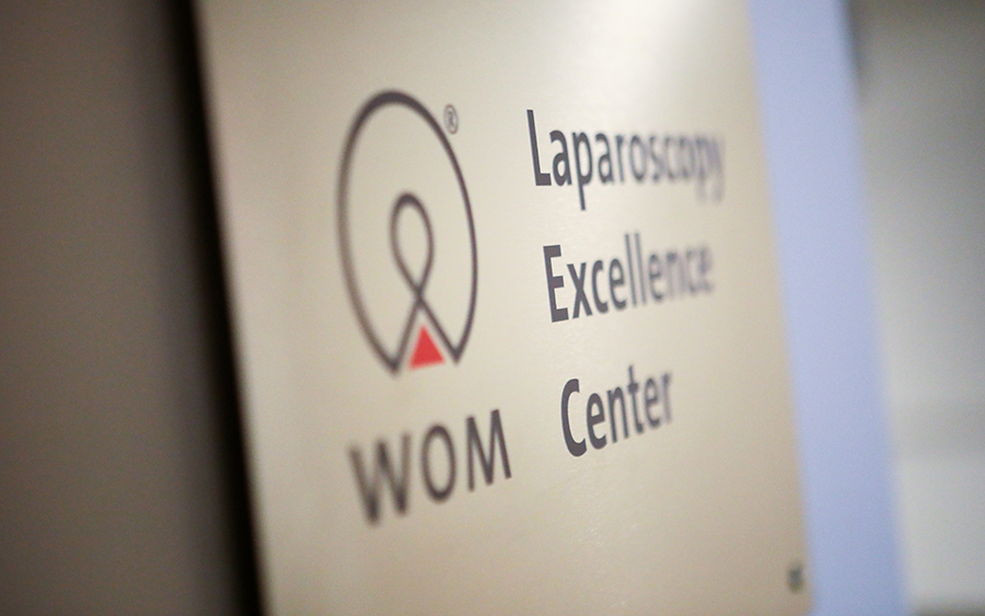 Vivantes Humboldt Klinikum is WOM Laparoscopy Excellence Center