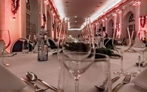 WOM Christmas Celebration at Charlottenburg Palace