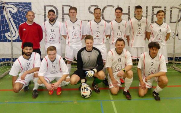 Fußballteam WOM