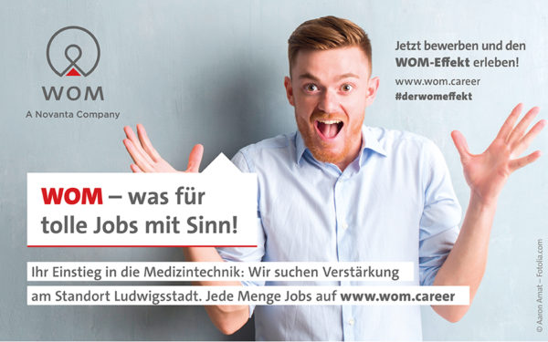 WOM-Effekt: great Jobs that make sense in Ludwigsstadt