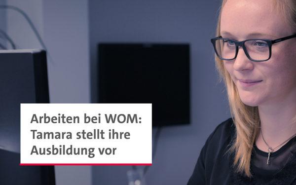 Tamara is Trainee at WOM