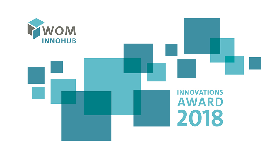 Innovation awards at WOM