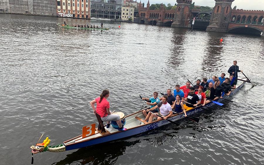 Drachenboot WOM1